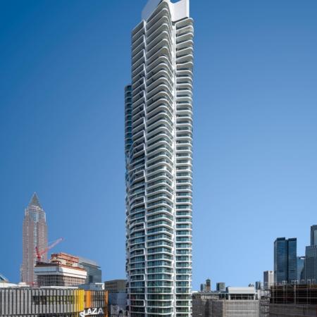 Architekturbüro Magnus Kaminiarz & Cie, Frankfurt/Main, Deutschland: Grand Tower, Frankfurt/Main, Deutschland