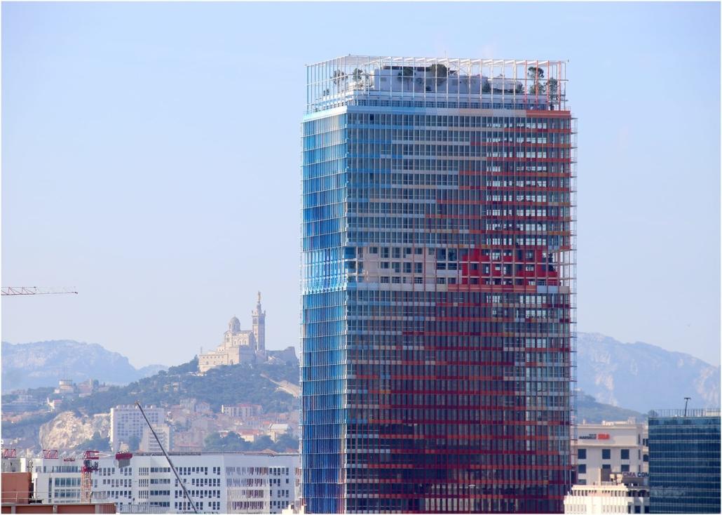 Ateliers Jean Nouvel. Paris, Frankreich: La Marseillaise, Marseille, Frankreich