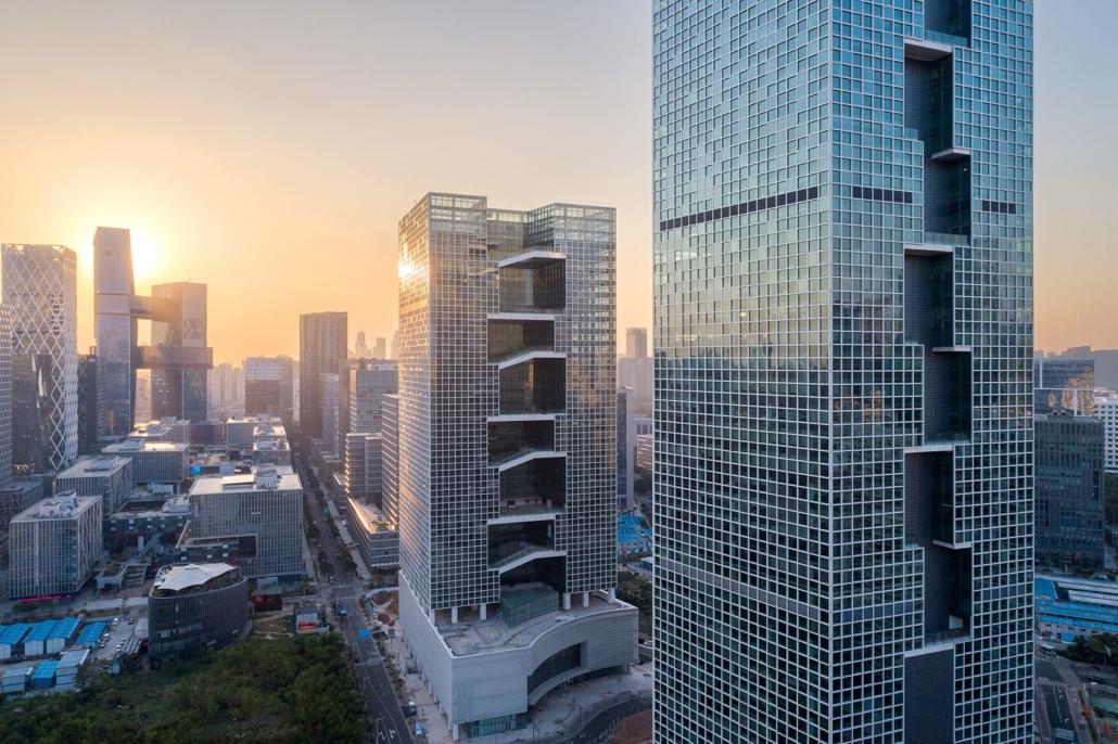 CCDI Group, Shenzhen, China: Shenzhen Baidu Headquarters, Shenzhen, China