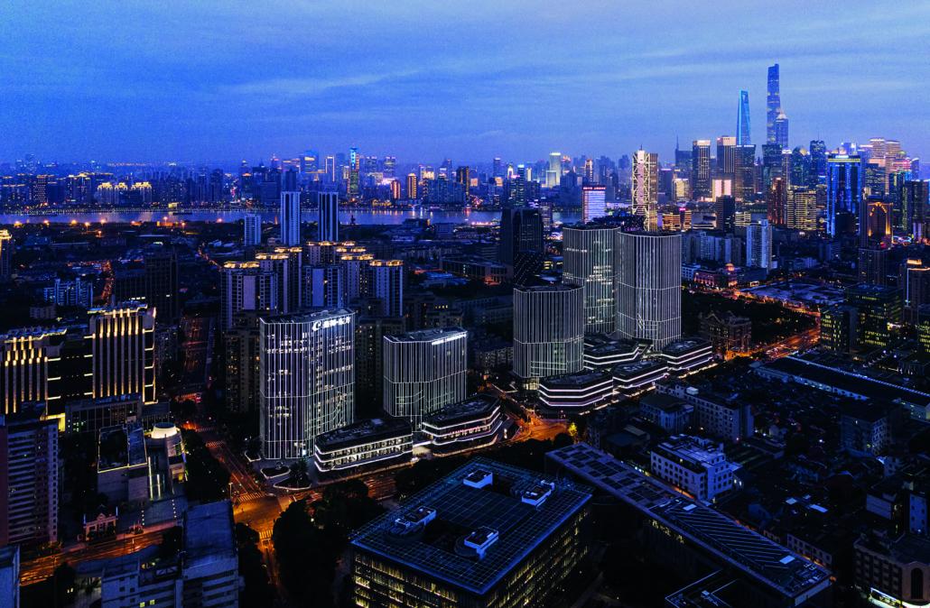 gmp Architekten von Gerkan, Marg und Partner, Hamburg, Deutschland: Poly Greenland Plaza, Shanghai, China