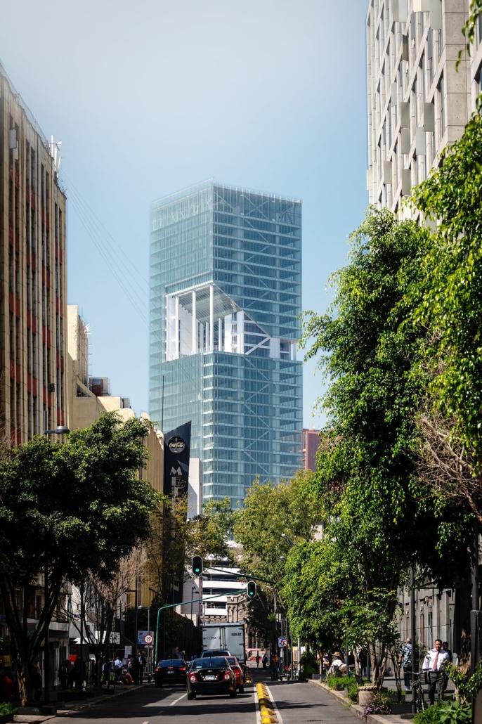 Richard Meier & Partners Architects, New York City, New York: Torres Cuarzo, Mexiko-Stadt, Mexiko
