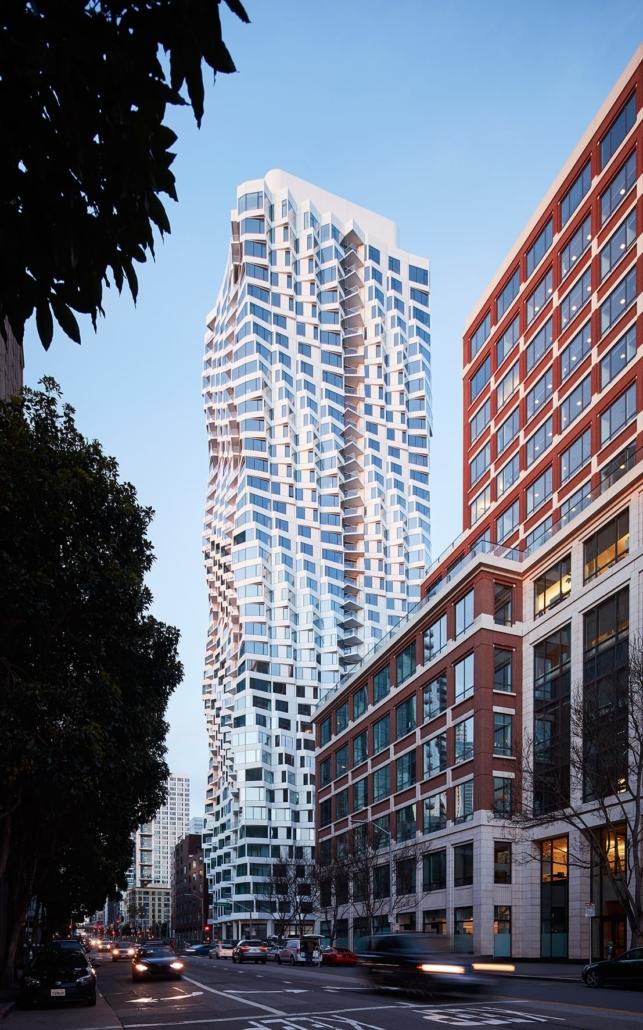 Studio Gang Architects,Chicago, IL, USA : MIRA, San Francisco, USA