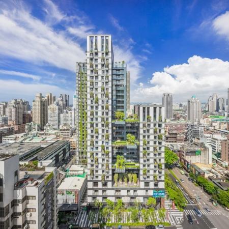WOHA, Singapur: Sky Green, Taichung, Taiwan